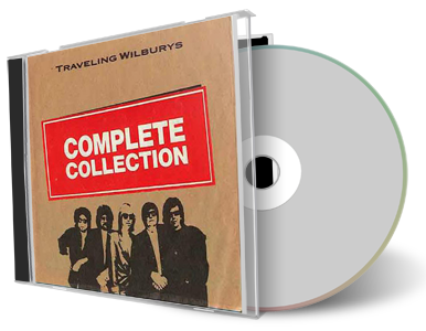 Bob Dylan Compilation CD Traveling Wilburys Complete Collection Soundboard