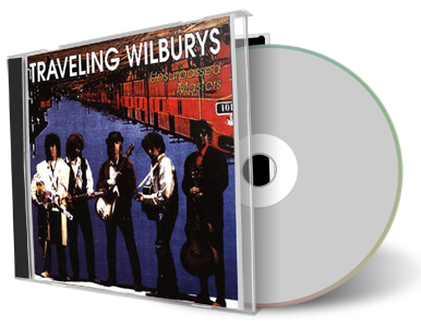 Bob Dylan Compilation CD Traveling Wilburys Unsurpassed Masters Soundboard