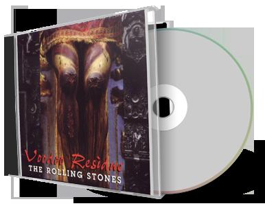 rolling stones compilation cd voodoo residue soundboard