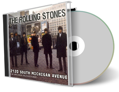 Rolling Stones Compilation CD 2120 South Michigan Avenue The Unreleased  1964 Blues Album Soundboard
