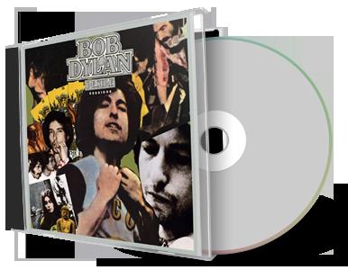 Bob Dylan Compilation CD Desire Sessions Soundboard